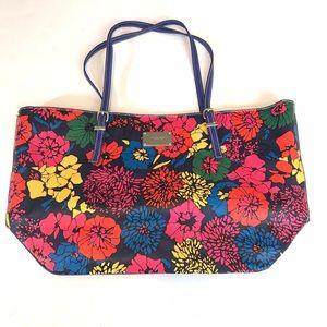 Vintage Y2K colorful floral Nine West bag